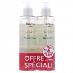 Eucerin Duo Pack Dermo Pure Gel Nettoyant 400ml