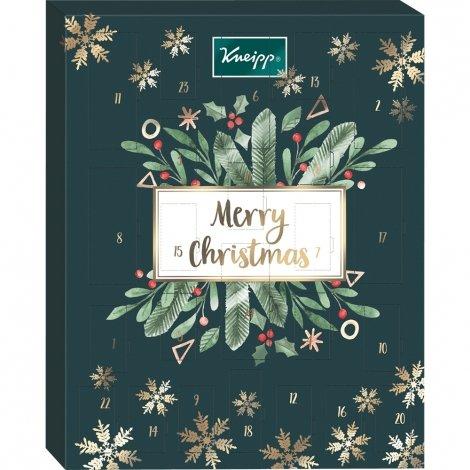 Kneipp Merry Christmas Calendrier de l'Avent pas cher, discount