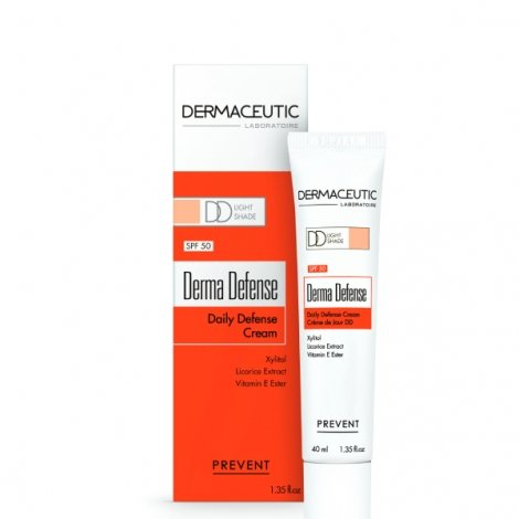 Dermaceutic Derma Defense Crème de Jour Teinte Clair SPF50 40ml pas cher, discount