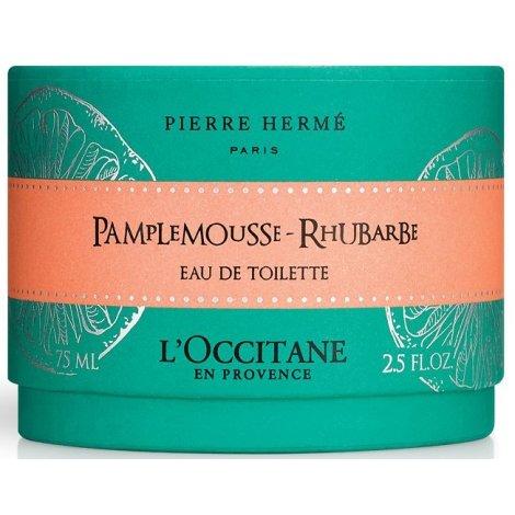 L'Occitane en Provence Pamplemousse Rhubarbe Eau de Toilette 75ml pas cher, discount