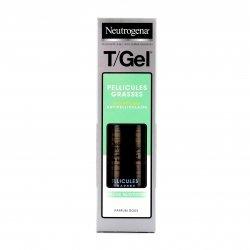 Neutrogena T/Gel Pellicules Grasses Shampoing Antipelliculaire 250ml