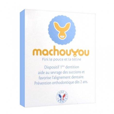 Machouyou Dispositif 1ère Dentition Sevrage des Succions 1 unité pas cher, discount
