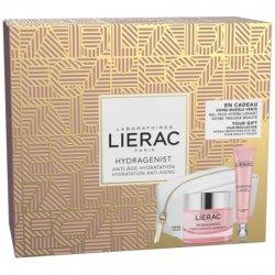 Lierac Hydragenist Coffret - Crème Hydratante Oxygénante 50ml + Cadeau Gel Yeux Hydra-Lissant 15ml