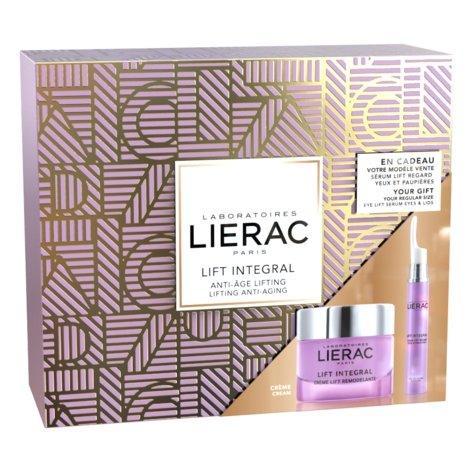 Lierac Lift Integral Coffret - Crème Lift Remodelante 50ml + Cadeau Sérum Lift Regard 15ml pas cher, discount