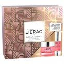 Lierac Supra Radiance Coffret - Crème Rénovatrice Anti-Ox 50ml + Cadeau Sérum Eclat Regard 15ml