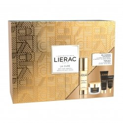 Lierac Premium Coffret La Cure Anti-Âge Absolu La Cure 30ml + Crème Voluptueuse 15ml + Masque 10ml + Crème Yeux 3ml