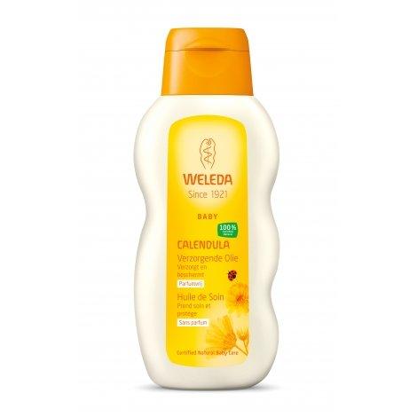 Weleda Baby Calendula  huile de soin 200ml pas cher, discount