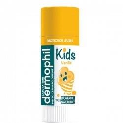 Dermophil Kid's Stick Lèvres Vanille 4g