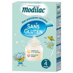 Modilac Mes Premières Céréales Sans Gluten 300g
