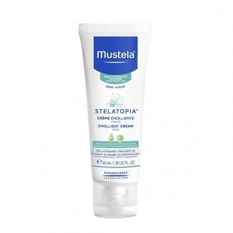 Mustela Stelatopia Crème Emolliente Visage 40ml pas cher, discount