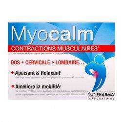 3C Pharma Contractions Musculaires x30 Comprimés