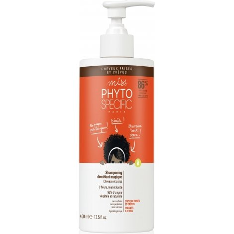 Phyto Specific Miss Shampooing Démêlant Magique 400ml pas cher, discount