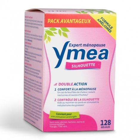 Ymea Ménopause Silhouette 128 gélules pas cher, discount