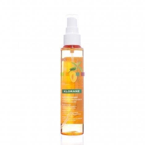 Klorane Huile de Mangue Cheveux Secs et Abimés 125 ml pas cher, discount