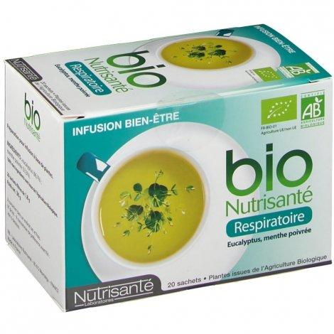 Nutrisante Infusion bio : Eucalyptus x20 sachets pas cher, discount