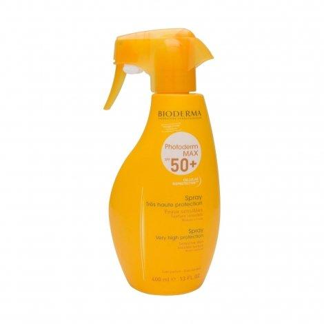 Bioderma Photoderm Max Spray Solaire Très Haute Protection SPF50+ 400ml pas cher, discount