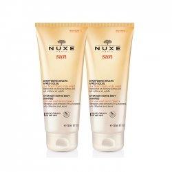 Nuxe Sun DUO Shampooing Douche Après-Soleil 2 x 200ml