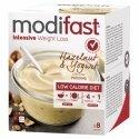 Modifast Intensive Pudding Noisettes & Yaourt 8 x 52g