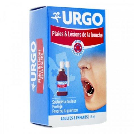 Urgo Plaies & Lésions de la bouche Spray Buccal 15 ml pas cher, discount