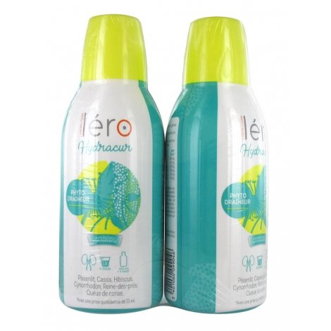 Léro Hydracur Phytodraineur Duo 2x450ml pas cher, discount