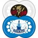 MAM Décor Sucette Anatomique +18 mois Rock Me - Fast & Loud