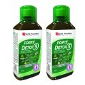 Forte Pharma Duo Pack Forté Détox 5 Organes 2x500ml