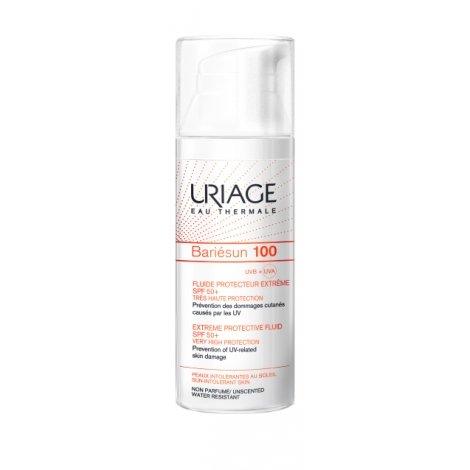 Uriage Bariésun 100 Fluide Protecteur Extrème SPF50+ 50ml pas cher, discount