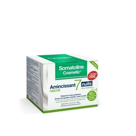 Somatoline Cosmetic Amincissant 7 Nuits Natural 400ml Offre Spéciale pas cher, discount