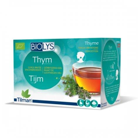 Biolys Thym 24 sachets pas cher, discount