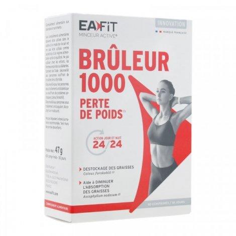 Eafit Brûleur 1000 Perte de Poids 60 comprimés pas cher, discount