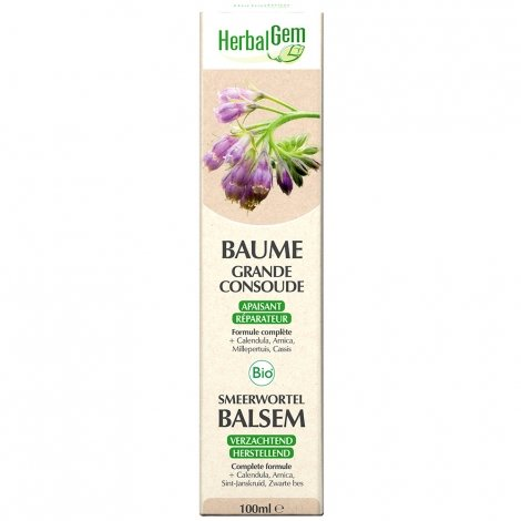 Herbalgem Baume grande consoude tube 60g pas cher, discount