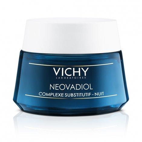 Vichy Neovadiol Nuit Complexe Substitutif Soin Réactivateur Fondamental 50ml pas cher, discount