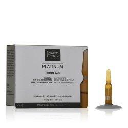 Martiderm Platinum Photo-Age Hydratants, Antioxydants, Toutes Peaux 10 Ampoules de 2 ml