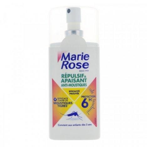 Marie Rose Spray Répulsif et Apaisant Anti-Moustiques 6H 100ml pas cher, discount