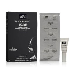 Martiderm Black Diamond Contour des Lèvres 4 Patchs + Gel 4ml