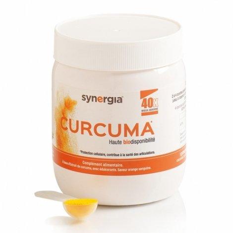 Synergia Curcuma 200g pas cher, discount