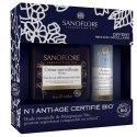 Sanoflore Coffret Merveilleuse Crème Riche 50ml + Aciana Botanica Eau Micellaire 50ml OFFERTE