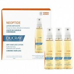 Ducray Neoptide Lotion Antichute Femme  3 x 30 ml