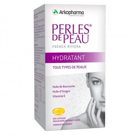 Arkopharma Perles De Peau Hydratant x200 Capsules pas cher, discount