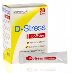 Synergia D Stress Booster Anti stress Concentré x20 Sachets