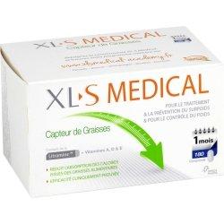 XLS Medical Capteur de Graisses x180 Comprimés