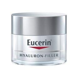 Eucerin Hyaluron-Filler Soin de Jour Comblement de Rides SPF15 Peaux Sèches 50 ml