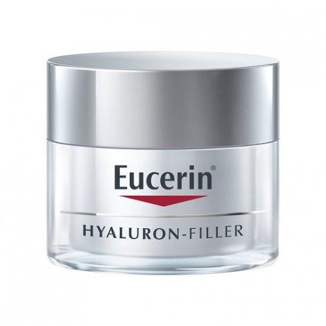 Eucerin Hyaluron-Filler Soin de Jour Comblement de Rides SPF15 Peaux Sèches 50 ml pas cher, discount