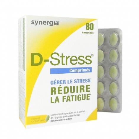 Synergia D-Stress 80 Comprimés pas cher, discount