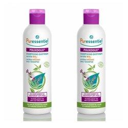 Puressentiel Pouxdoux Shampooing Quotidien Bio Lot de 2 x 200ml