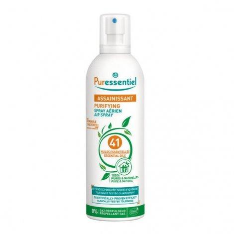 Puressentiel Spray Assainissant aux 41 Huiles Essentielles Format Familial 500 ml pas cher, discount
