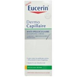 Eucerin Dermocapillaire shampoing crème anti-pellicullaire sèche 250ml