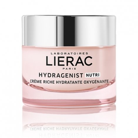 Lierac Hydragenist Nutri Crème Riche Hydratante Oxygénante 50ml pas cher, discount