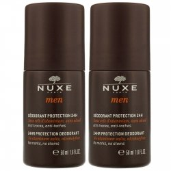 Nuxe Men Duo Déodorant Protection 24H 2x50ml