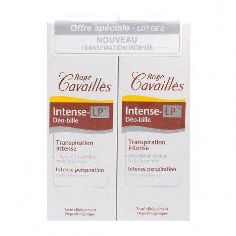 Roge Cavailles Duo Intense-LP Déo-Bille Transpiration Intense 2x40ml pas cher, discount
